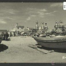 Postales: TORREDEMBARRA - 15 - BARCAS PESQUERAS- FOTO RAYMOND - (23306). Lote 43793441