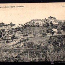 Postales: CORBERA. PLA DEL LLOBREGAT.. Lote 43860382