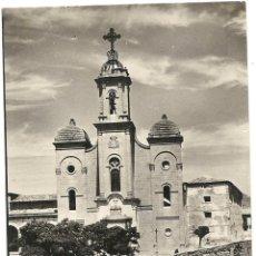 Postales: BALAGUER, SANTUARIO DEL SANTO CRISTO, EDICIONES ROMEU, FOTO CARROVÉ. Lote 44143426