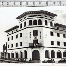 Postales: POSTAL SANT BOI DE LLUSSANES Nº5-HOTEL MUNTS.. Lote 44246964