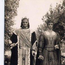 Cartoline: VILAFRANCA DEL PANADÉS (BARCELONA).- LOS GIGANTES. Lote 44348833