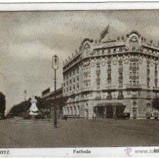 Postales: POSTAL BARCELONA - HOTEL RITZ. Lote 44837036
