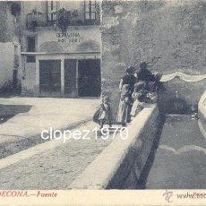 Postales: ULLDECONA, FUENTE, EDIT. L.ROISIN. Lote 44867320