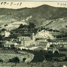 Postales: POSTAL VISTA DE TEIA (TEYA) BARCELONA CIRCULADA EN 1919. Lote 44980006