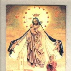 Postales: POSTAL REUS.SANTUARI DE LA MARE DE DÉU DE MISERICÒRDIA. OLI DE JOSEP M. GORT.2002. Lote 44988056