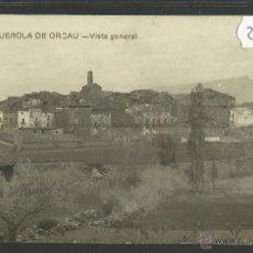 Postales: FIGUEROLA DE ORCAU - VISTA GENERAL - JB - FOTOGRAFICA- (24783). Lote 45152538