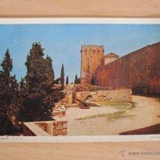 Postales: POSTAL DE TARRAGONA COLOREADA DE FINALES XIX. Lote 45224310