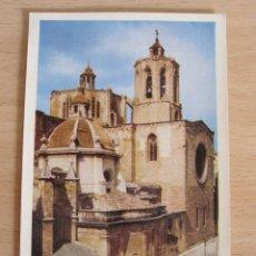 Postales: POSTAL DE TARRAGONA COLOREADA DE FINALES XIX. Lote 45224364