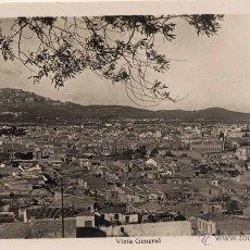 Postales: TARRASA (BARCELONA).- VISTA GENERAL. Lote 45386009