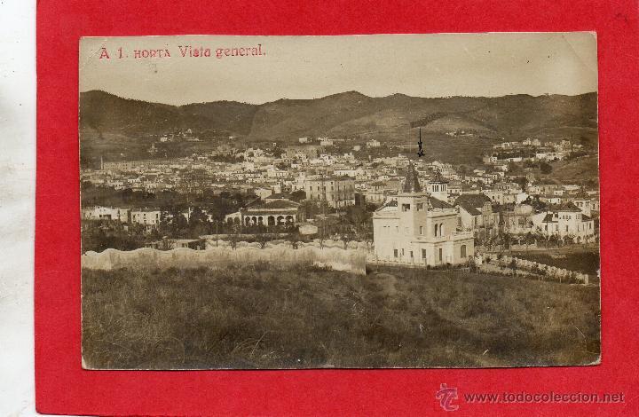 HORTA. A 1 VISTA GENERAL. FOTOGRÁFICA (Postales - España - Cataluña Antigua (hasta 1939))
