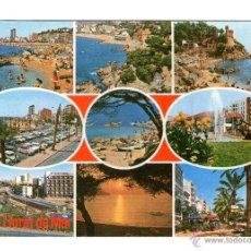 Postales: LLORET DE MAR - EDICION WERTICROM - POSTAL. Lote 45459958