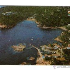 Postales: FORNELLS I AIGUABLAVA VISTA - EDICION ESCUDO DE ORO - POSTAL. Lote 45460103
