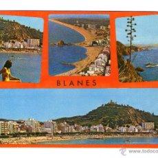 Postales: BLANES - EDICION MURCIA - POSTAL. Lote 45460201