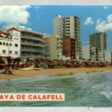 Postales: CALAFELL VISTA PARCIAL TARRAGONA - EDICION RAYMOND - POSTAL. Lote 45460393