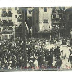 Cartes Postales: (PS-41443)POSTAL FOTOGRAFICA DE REUS-CARNAVAL AÑO 1908. Lote 45502097