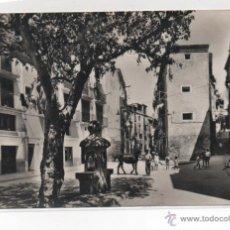 Postales: BALAGUER Nº 4 .- PLAZA SAN SALVADOR .- EDICIONES ROMEU .- FOTO ZERKOWITZ. Lote 45544598