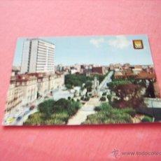 Postales: TERRASSA ( BARCELONA ) PASEO Y MUTUA DE SEGUROS. Lote 45571752
