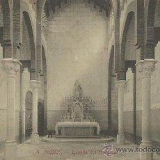 Postales: ARBOS,CAPILLA DEL HOSPITAL, ROISIN.. Lote 45619828