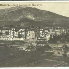 Postales - (PS-41549)POSTAL FOTOGRAFICA DE SAN LLORENS DE MORUNYS-VISTA GENERAL - 45624151