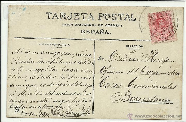 Postales: (PS-41546)POSTAL FOTOGRAFICA DE SAN LLORENS DE MORUNYS-VISTA GENERAL - Foto 2 - 45624229