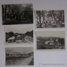 Postales: 5 POSTALES SAN HILARIO SACALM - SANT HILARI SACALM. Lote 45696611
