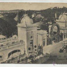 Postales: CIRCULADA 1916 DE BARCELONA A TOULOUSE FRANCIA VER FOTO. Lote 45716582