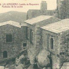 Postales: ANTIGUAS POSTALES - LA JUNQUERA. Lote 45738836