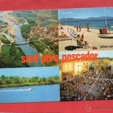 Postales: SAN PEDRO PESCADOR. COSTA BRAVA. MALLOL. Lote 45816788