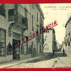 Postais: POSTAL LA GARRIGA, BARCELONA, CALLE DE LOS BAÑOS, P96314. Lote 45907262