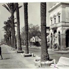 Postales: PS5042 VILASAR DE MAR 'PASEO DEL MAR'. COMERCIAL PRAT. CIRCULADA EN 1967. Lote 45923735