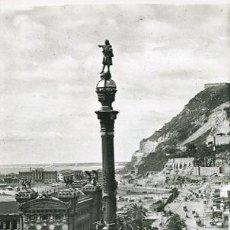 Postales: BARCELONA-MONUMENTO A COLON. Lote 45974518