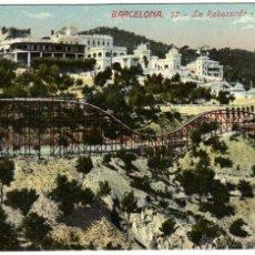 Postales: BONITA POSTAL - BARCELONA - LA RABASSADA - VISTA GENERAL . Lote 45999264