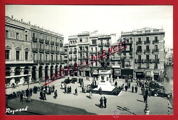 POSTAL REUS, TARRAGONA, PLAZA DE PRIM, P96424 (Postales - España - Cataluña Antigua (hasta 1939))