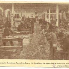 Postales: BARCELONA. ESCUELAS PROFESIONALES SALESIANAS. Lote 46102942
