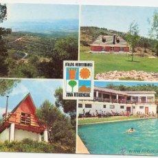 Cartes Postales: ATALAYA MEDITERRÁNEA. SAN JAIME DELS DOMENYS. Lote 46103048