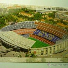 Postales: POSTAL BARCELONA -ESTADIO FUTBOL. Lote 46116645