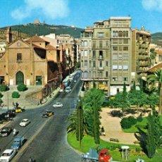 Postales: BARCELONA PLAZA DE LESSEPS. Lote 46121654