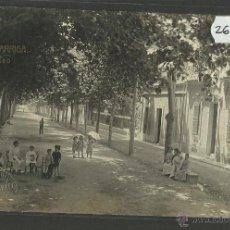 Postales: LA GARRIGA - 10 - PASEO -SELLO EN SECO ROISIN - FOTOGRAFICA - (26557). Lote 46130396