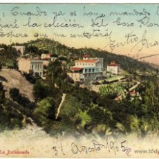 Postales: PRECIOSA POSTAL - BARCELONA - LA RABASSADA. Lote 46178569