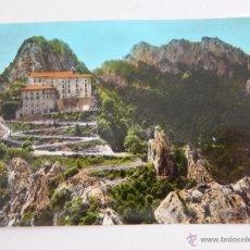 Postales: BERGA: SANTUARIO DE QUERALT. Lote 46202668