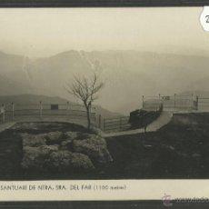 Postales: NOSTRA SENYORA DEL FAR - FOTOGRAFICA - (26855). Lote 46212675