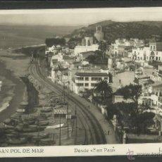 Postales: SANT POL DE MAR - 6 - FOTOGRAFICA ROISIN - (26858). Lote 46212718