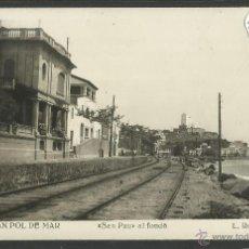 Postales: SANT POL DE MAR - 18 - FOTOGRAFICA ROISIN - (26862). Lote 46212755