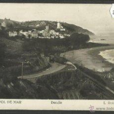 Postales: SANT POL DE MAR - 1 - FOTOGRAFICA ROISIN - (26865). Lote 46212794