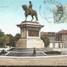 Postales: POSTAL BARCELONA.- MONUMENTO A PRIM -EDITA DR. TRENKLER-LEIPZIG 1908. Lote 46228745