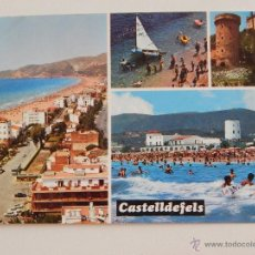 Postales: CASTELLDEFELS. Lote 46237298