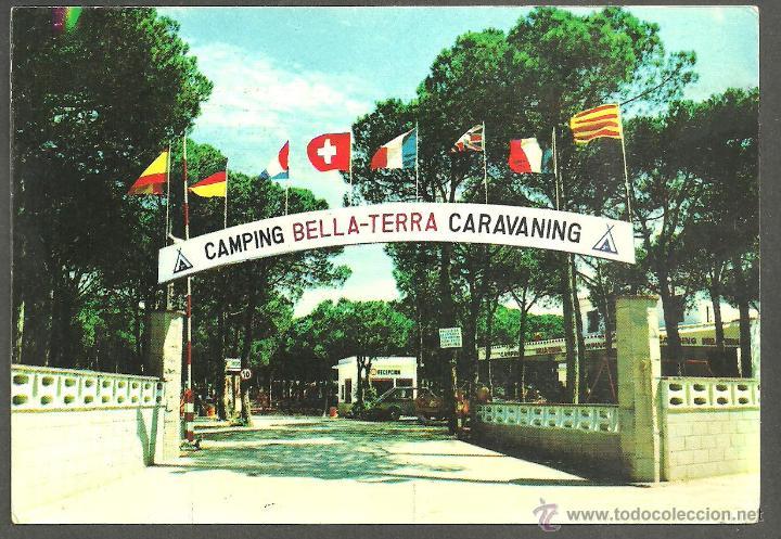 Bella Terra Blanes : Blanes girona camping caravanig bella terr comprar postales de