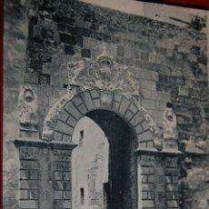 Postales: POSTAL TARRAGONA PUERTA DE SAN ANTONIO - 242 HAUSER Y MENET. Lote 46371769