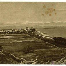Postales: POSTAL EMPORION (EMPURIES-L'ESCALA) SANT MARTI D'EMPURIES. MUSEU D'ARQUEOLOGIA DE BARCELONA. Lote 46465890