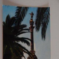 Postales: BARCELONA: MONUMENTO A COLÓN. Lote 46484447